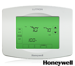 Lutron RadioRA 2 wireless thermostat
