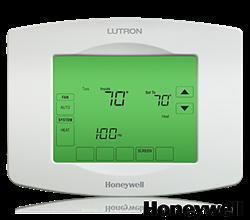 Lutron RadioRA 2 wireless thermostat